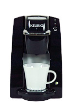 Keurig Coffee Maker Sputtering : Keurig b30 Keurig Coffee - K-cups